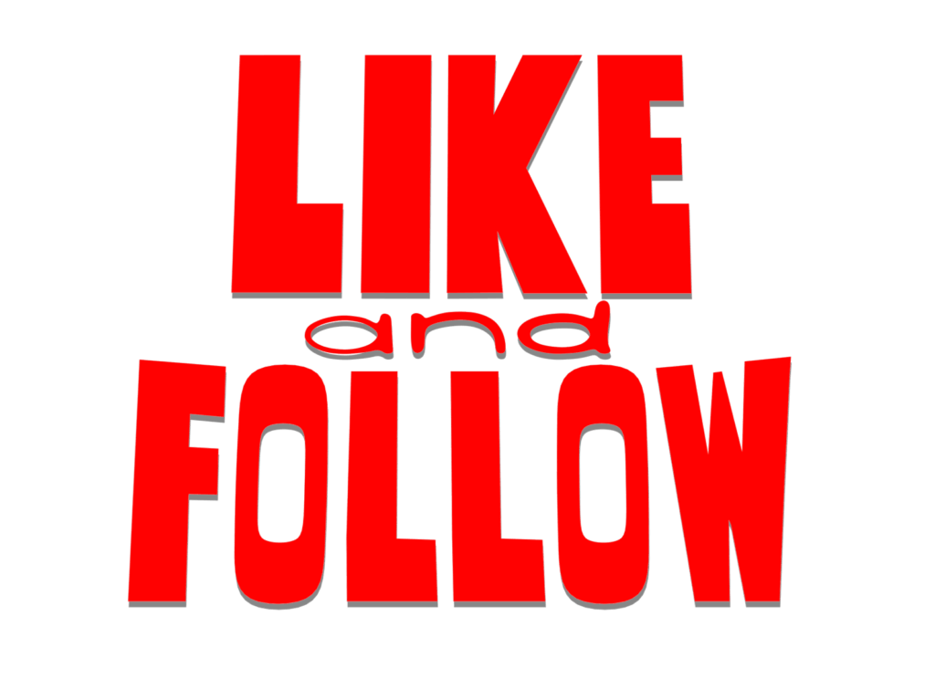like and follow short film
