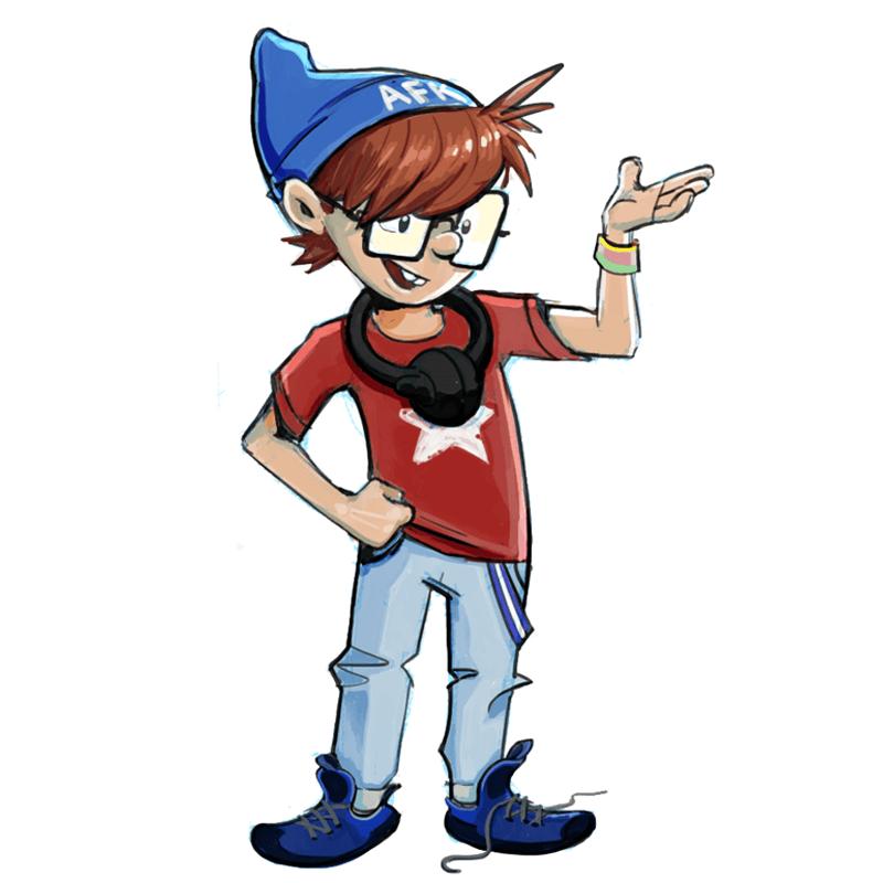 animation-studio-character-design